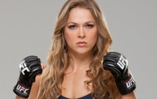ronda rousey speech impediment